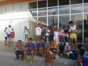 USP runner varsity, cebu, philippines