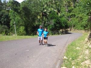 lataban, liloan, cebu running ground