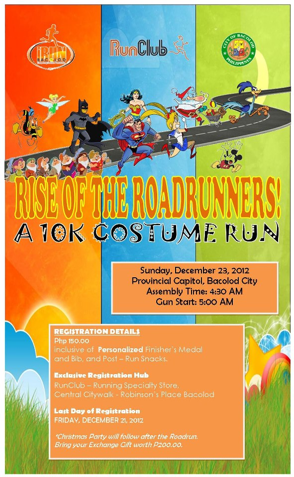 Rise of the Roadrunners! A 10K Costume Run