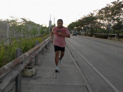 srp, talisay, cebu running destination