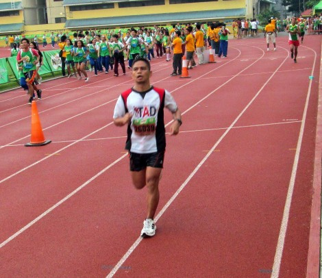 Cebu City Sports Complex: Entry 32 for CCM 2013 Registration Giveaway Promo