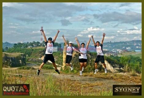quota trail route, cebu, philippines