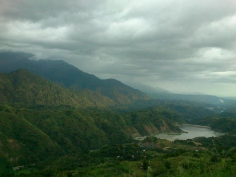 MANKAYAN, BENGUET running ground