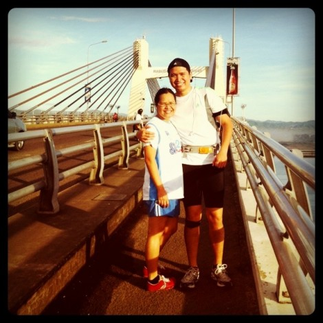 three bridges route of cebu running destination