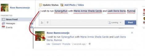 PMAP & PAS 1st Synergy Run, 3k / 6k / 10k / 21KM run, Cebu, Philippines