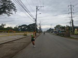 milo davao leg runner