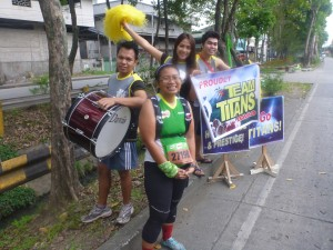 Team Titans, a davao (philippines) running group