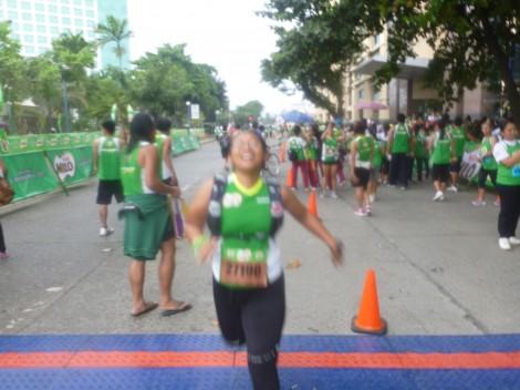 milo marathon davao leg finish line