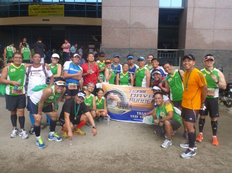 team davao runners