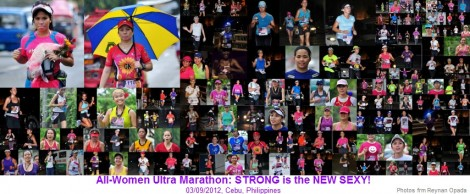 All-Women Ultra Marathon : STRONG is the NEW SEXY!