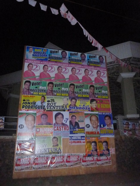 Puerto Princesa Government Election Candidates