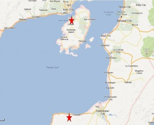 western visayas map