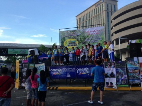 Run for Rivers Awarding