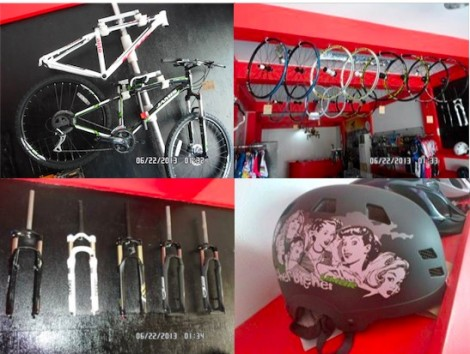 Cyclopedia, bike shop, Lilo-an, Cebu