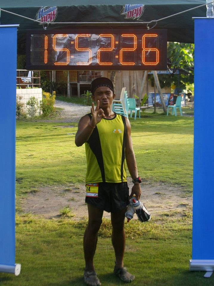 Photo from Samal Ultra Marathon 100k page