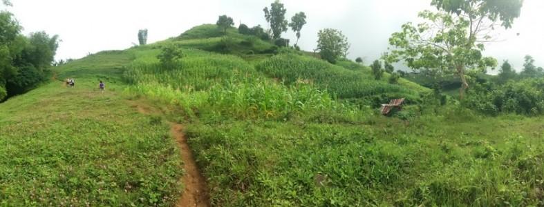 Trail run, Minglanilla, Jul 13, 2003 - 4