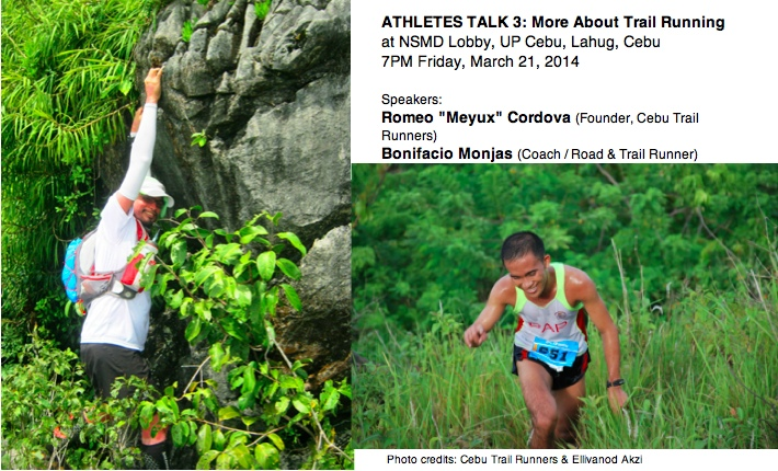 Photo from Cebu Trail Runners
