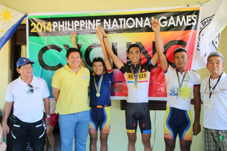 Photo from PSC (Philippine Sports Commission)