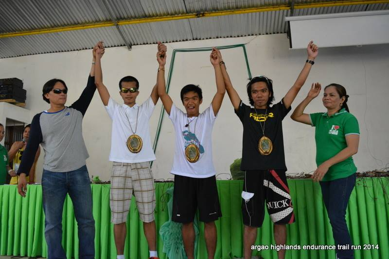 Photo from Argao Highland Endurance Run