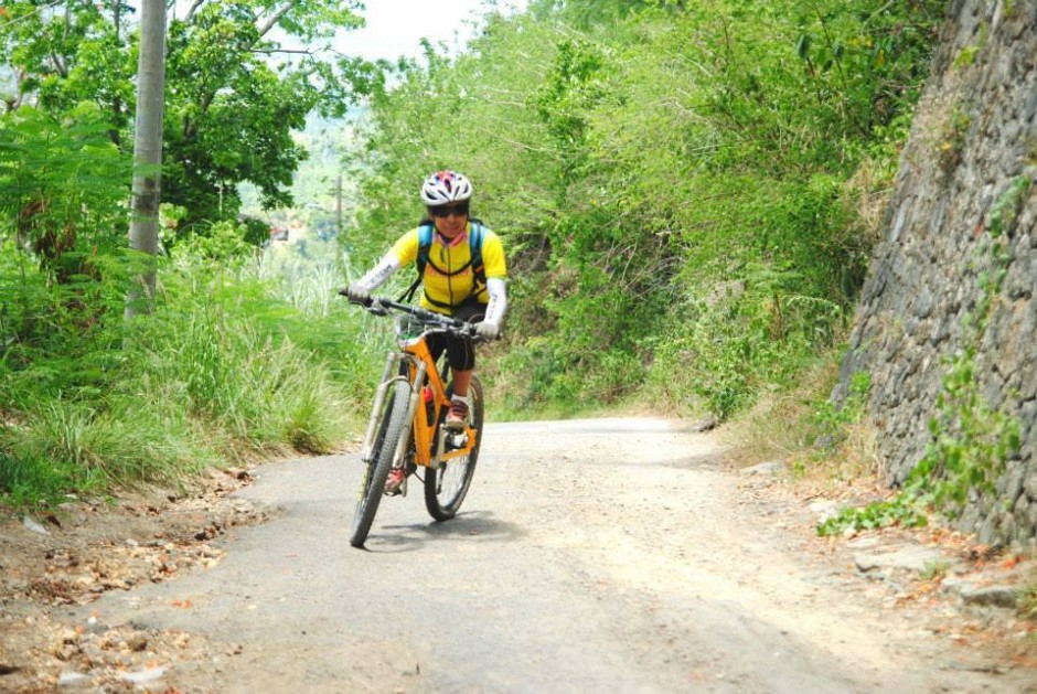 1st Bugoy MTB Challenge Female Champion