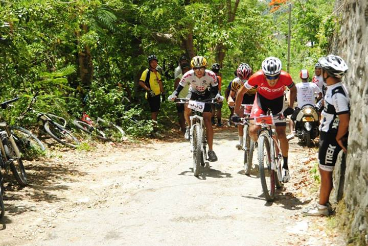 1st bugoy mountainbiker cebu challenge champion