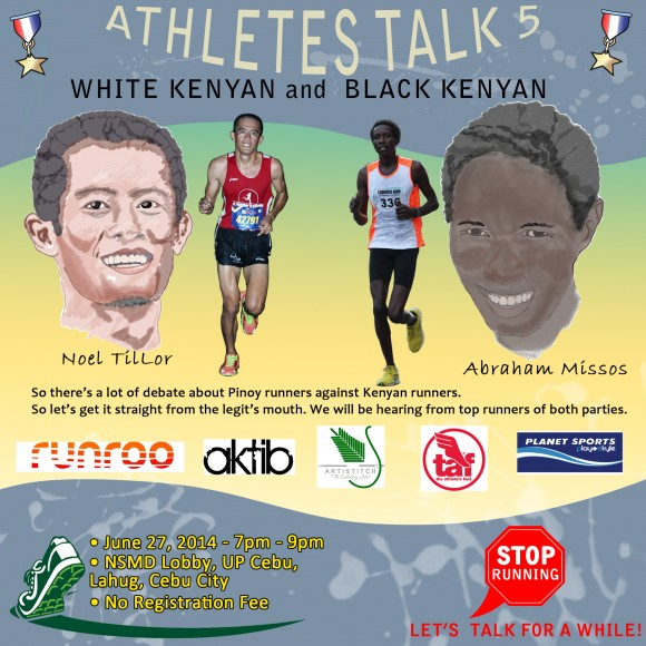 Athletes Talk 5 Coach Tillor and Abraham Missos2