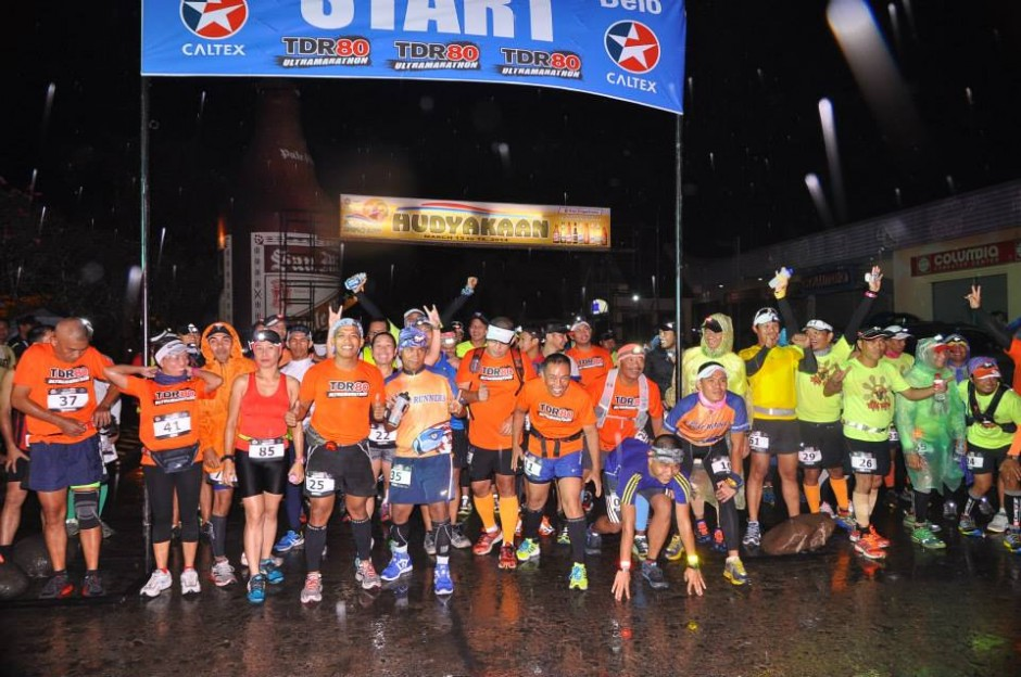 TDR 80 2014 edition Photo from Seth delos Reyes / Team Davao Runners Ultra Marathon