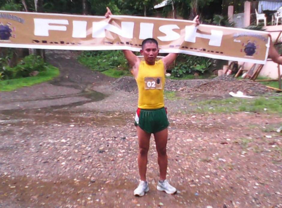 Champion – Marck Anthony Caintic