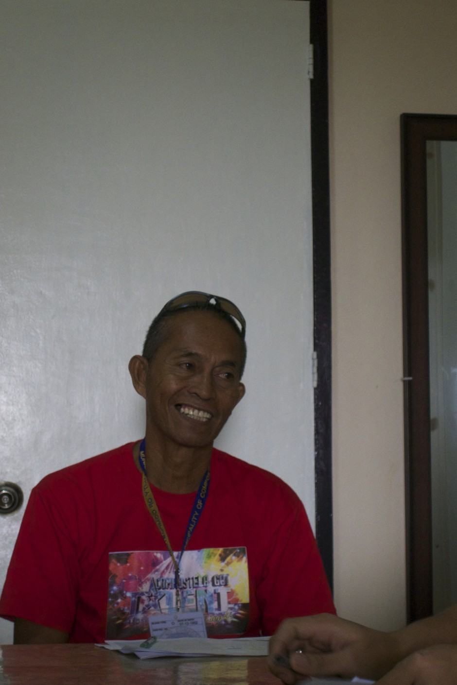 Prisco Antolihao, Brgy. Captain of Cabadiangan